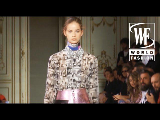 Andrea Incontri Spring-Summer 2016 Milan Fashion Week