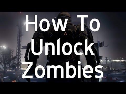 Unlocking the Zombies Bonus Wave (Advanced Warfare Exo-Survival)