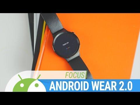 Le 5 migliori novità di Android Wear 2.0 | ITA | TuttoAndroid