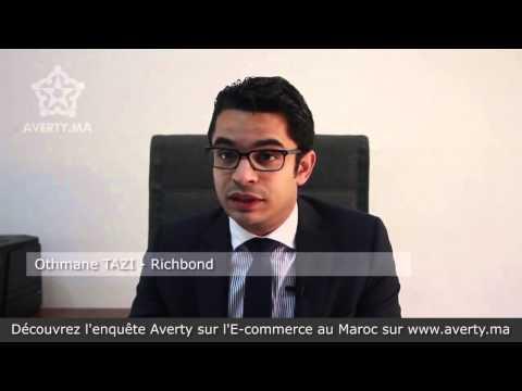 Maroc Telecommerce - Enquête Averty sur l'E-commerce au Maroc (2013)