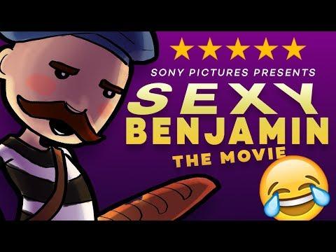 SEXY BENJAMIN: THE MOVIE! - A Passpartout Spin off!