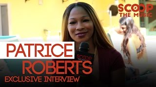 Patrice Roberts Talks About Her Career , Relationship, & Motherhood (Interview)   Scoop The Music