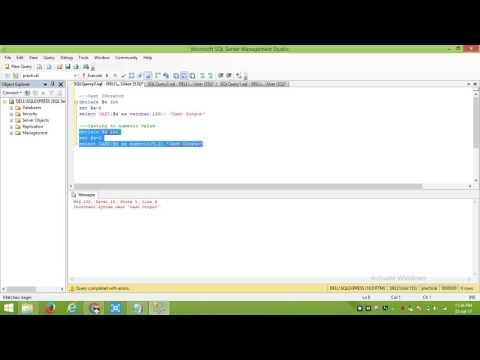 Cast And Convert Functions In SQL Server    Sql Server Cast Vs Convert