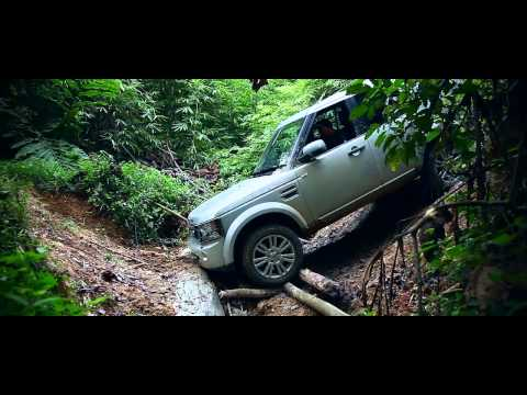 Discovery 4 vs Malaysian jungle