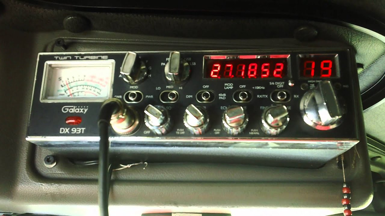 Galaxy Dx 93t Cb Radio
