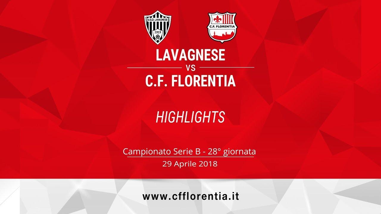 Lavagnese vs C.F. Florentia
