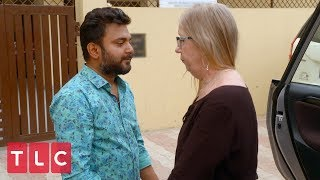Jenny and Sumit's Tearful Goodbye | 90 Day Fiancé: The Other Way