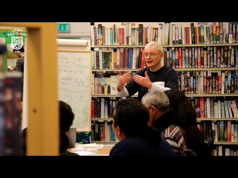 Michael Towsey: Teaching English in the Portuguese-speaking community