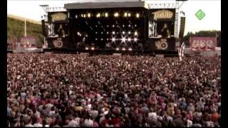 Bruce Springsteen Working on a dream Pinkpop 2009