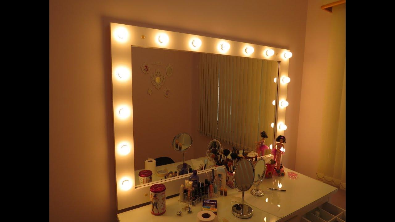 Espelho camarim passo a passo   #C37A08 3000x2250