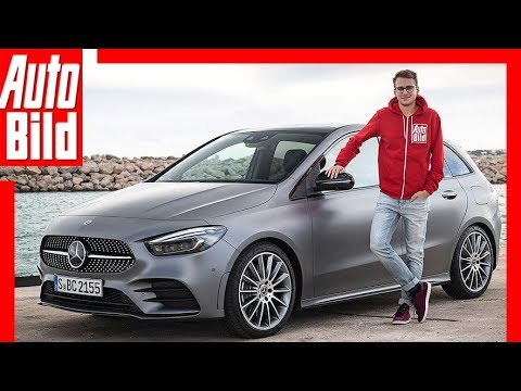 mercedes b klasse 2018 fahrbericht test review youtube. Black Bedroom Furniture Sets. Home Design Ideas
