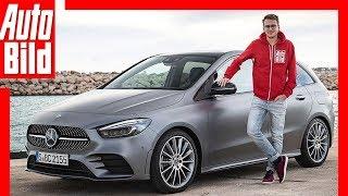 Mercedes B-Klasse (2018) Fahrbericht / Test / Review