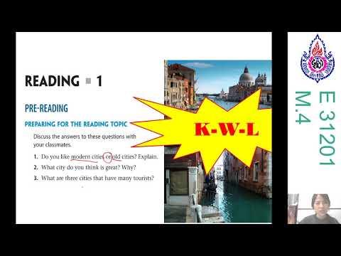 อ31201 Unit 2.1  Venice: A Changing City