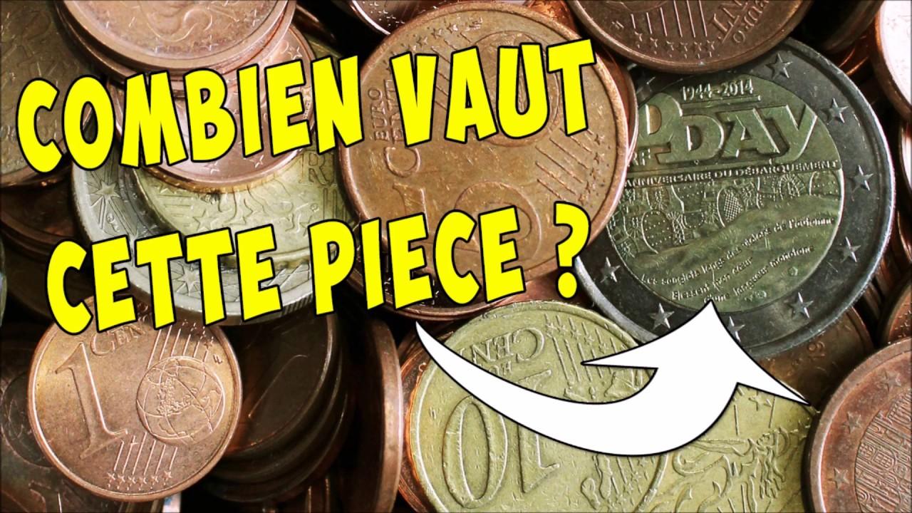 comment trouver la valeur d 39 une piece de monnaie youtube