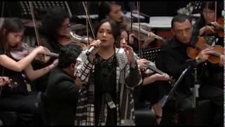 Engineering in Symphony - Erwin Gutawa Orkestra feat Gita Gutawa & Gaby - Indonesia Maharddhika