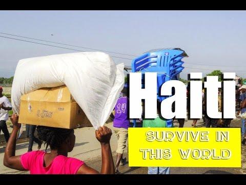 HAITI. We are scared!! Travel around the world