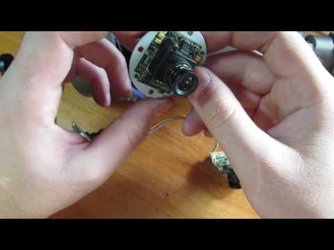 О ремонте камер для видеонаблюдения