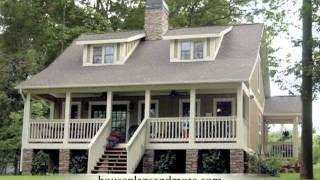 Acadian Homes Video 1 | House Plans And More