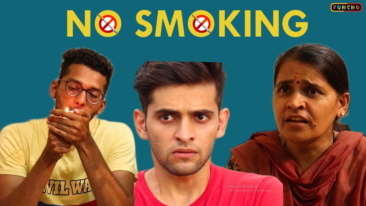 No Smoking | The Bro Code | Funcho Entertainment