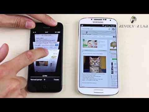 Сравнение мобильные ОС. ios против android и windows phone 8