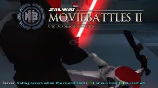 Let's Play Movie Battles II: A Jedi Academy Modification [1.3.2] - #7 - Der Jedi Tempel