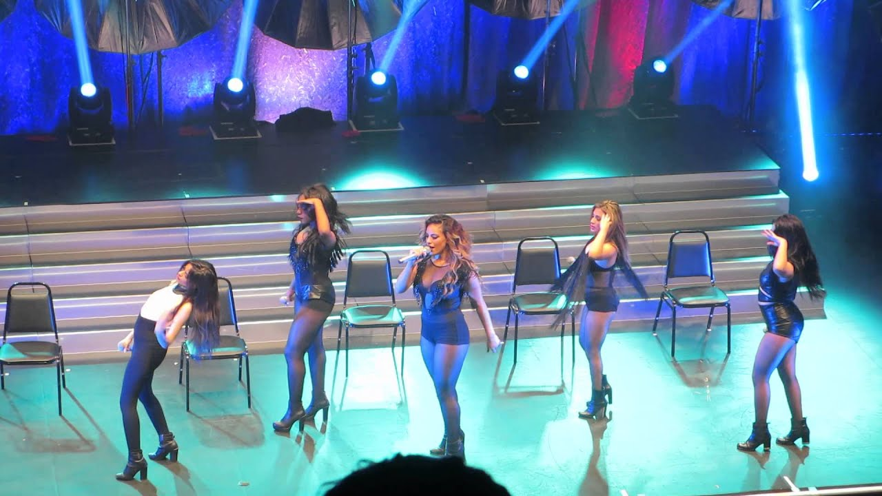 Fifth Harmony Tour  Los Angeles
