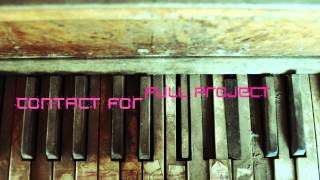 PIANO / RAP BEAT INSTRUMENTAL 2015 // LAGRIMAS  // (By Andal