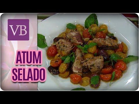 Atum Selado à Moda Italiana - Você Bonita (20/02/18)