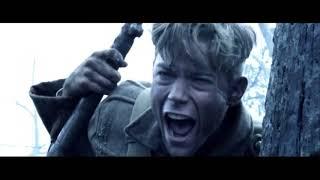 Раны войны (2013). Атака британских солдат на немецкие позиции