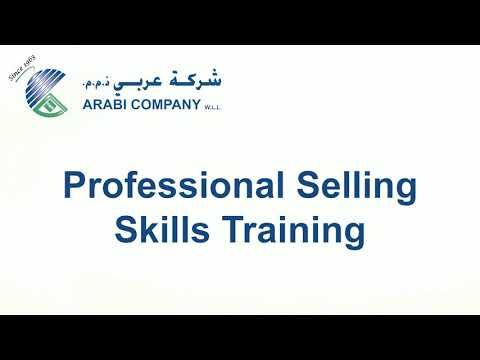 Professional Selling Skills Training