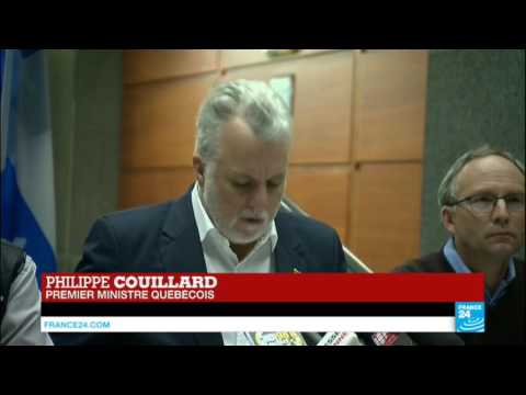 Attentat dans une mosquée de Québec : au moins 6 morts