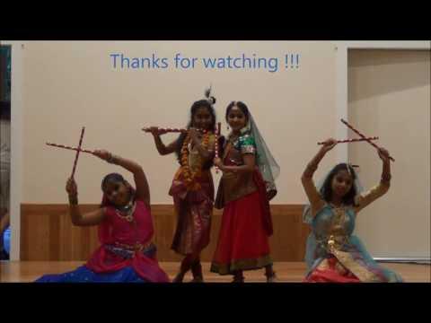Krishna Janmashtami Kids Dance