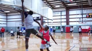 """Christian Richard C/O 2018 """"Mark Your Moment"""" Basketball Highlights"""
