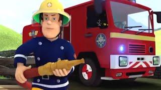 Feuerwehrmann Sam Deutsch 🔥Bereit für Aktion! 🔥 Feuerwehr 🚒Zeichentrick für Kinder