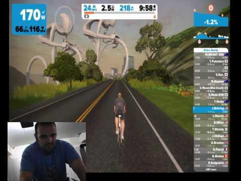 John Behring's Zwift Live Stream Episode 005