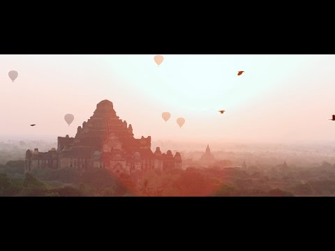 8 Days in Burma - A Traveller's story (4K)