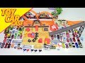 Huge Hot Wheels Hot Wheels Hot Wheels Garage Sales Finds and Micro Machine Monster Jam Toy Car Case