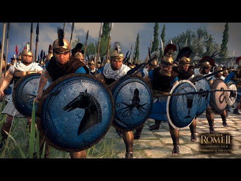 Total War Rome 2: Syracuse Faction Unit Overview |