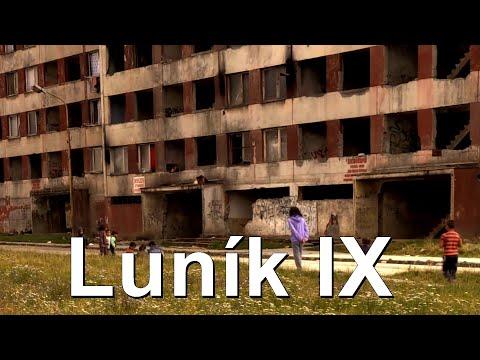 Luník 9, the biggest Roma slum in Europe