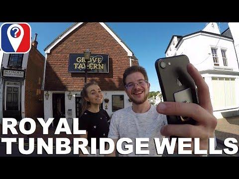 Royal Tunbridge Wells With Sammy Oliver | Where Next? - S4E1