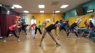 Cardio Kickboxing, Triceps, & Abs!