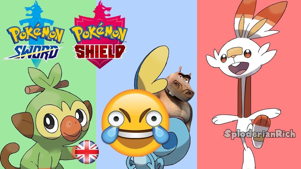 Pokemon Sword Shield Original Meme Compilation Youtube