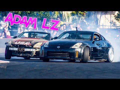 350z Tandems with Adam LZ!