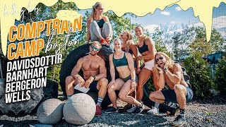 Keeping up with the GIRLS at CompTrain Camp Presented by WHOOP