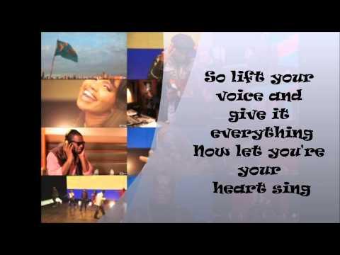 R Kelly + One8 Hand  Across the World lyrics