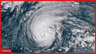 Furacão Leslie a caminho do Continente. Alerta vermelho em 13 distritos