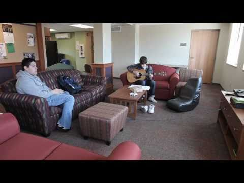 Elmwood Dorm Tour at EMU