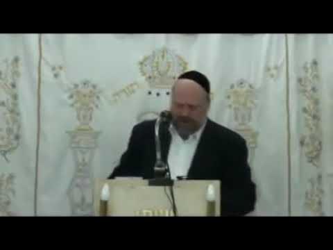 הרב ברוך רוזנבלום פרשת האזינו   יום כיפור 3 תשע״א דרשה מדהימה!!!