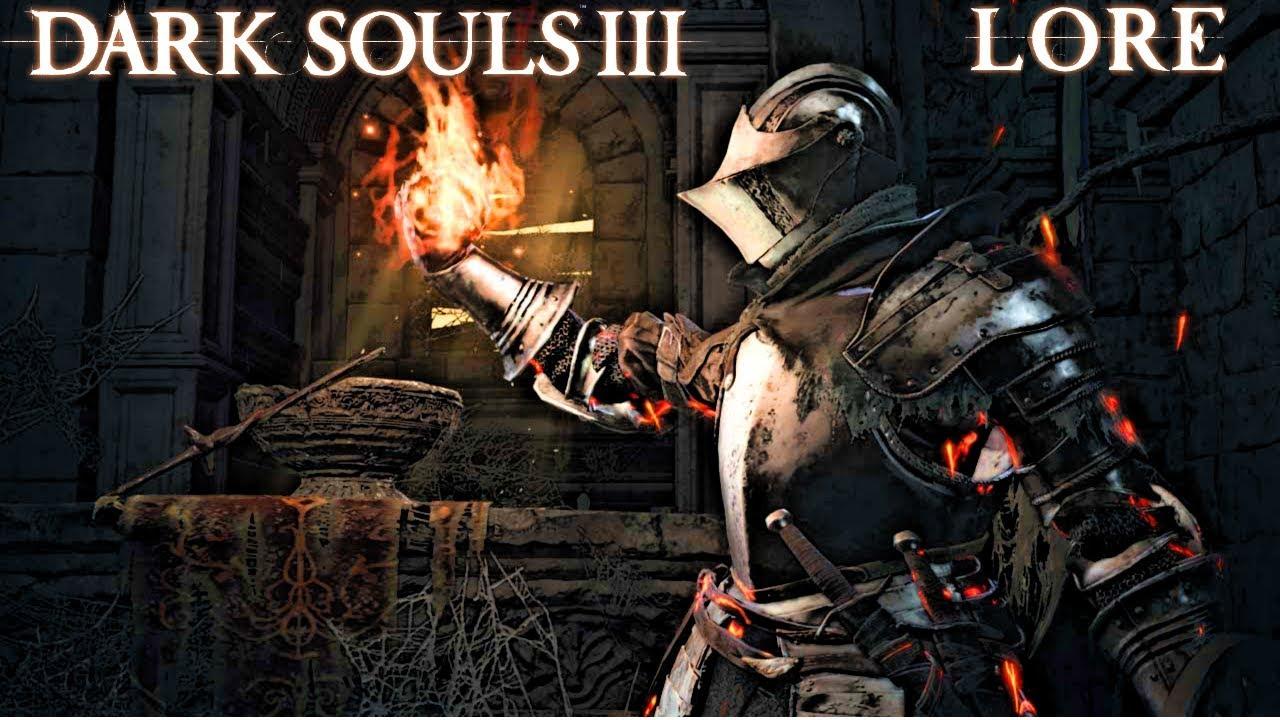 Dark Souls Ii Lore And Speculation: Dark Souls 3 Lore [German] Der Aschene Champion