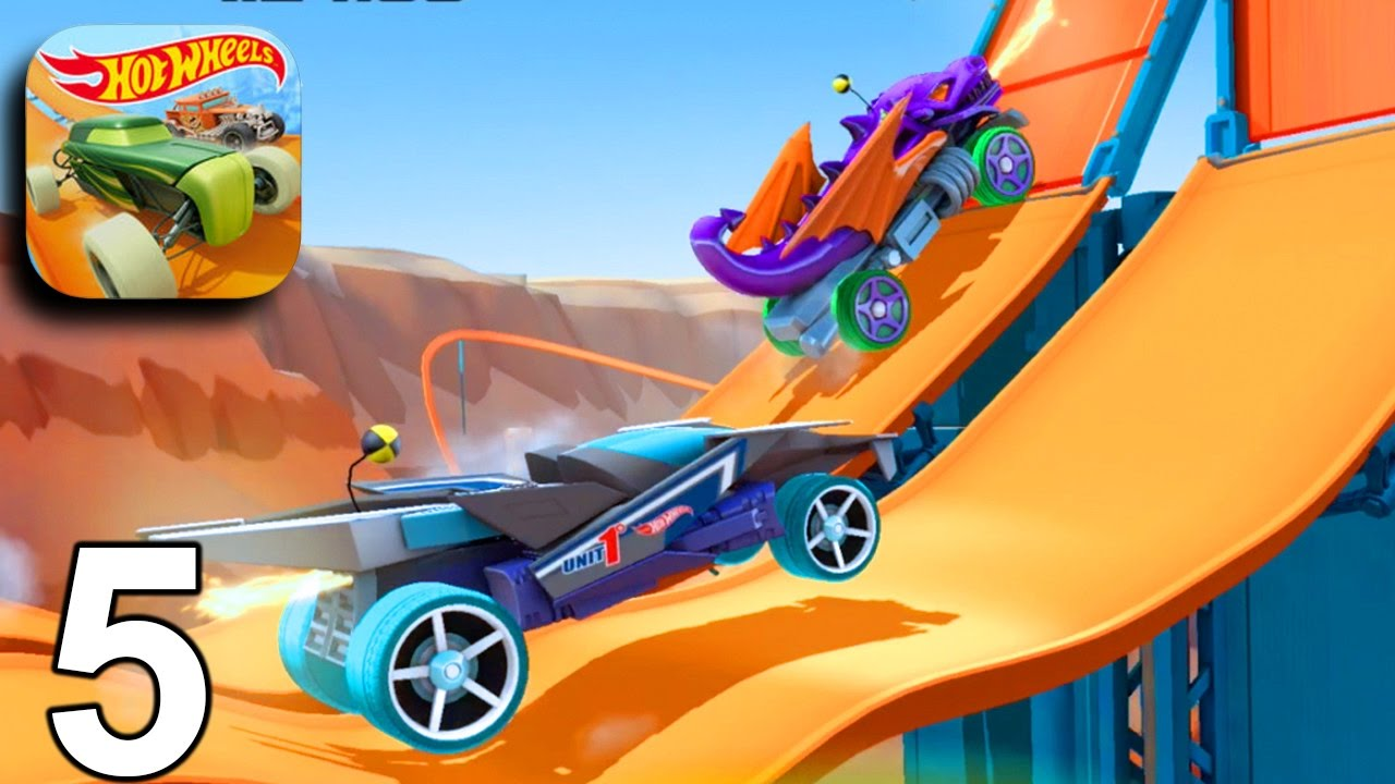 hot wheels race off rd02 levels 17 18 19 20 ios. Black Bedroom Furniture Sets. Home Design Ideas